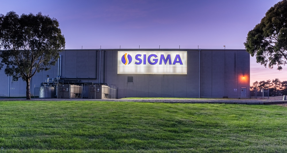 AE Smith's long-term contract with Sigma Healthcare National provides our client with all refrigeration and cool room maintenance.